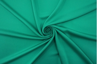 Тонкий шелк-кади бирюзово-зеленый FRM-M40 12072109