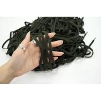 Шнурок темно-зеленый 116 см PRT 16072101