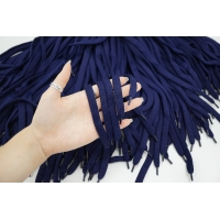 Шнурок Simonetta темно-синий 77 см 16072151