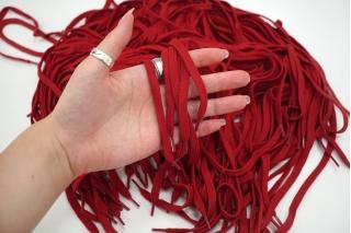 Шнурок красный 115 см 16072198