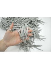 Шнурок Simonetta светло-серый 135 см 16072207