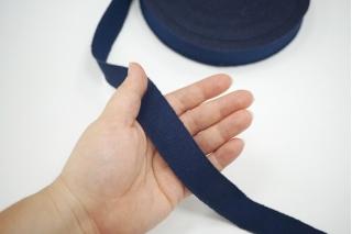 Лента репсовая синяя 17072114 SH-B50