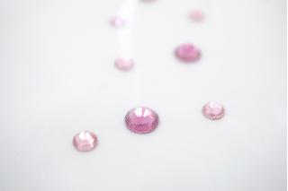 Стразы Goretti розовые 25062118