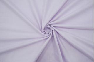 Рубашечно-плательный хлопок бело-сиреневый TRC-C10 30052102
