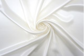 Атласный шелк белый TRC-N50 30052121