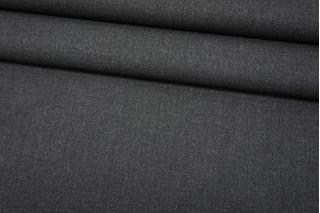 Костюмно-плательная поливискоза темно-серая BT-G20 9087957