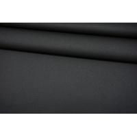 Костюмно-плательная поливискоза черная BT-G30 9087982