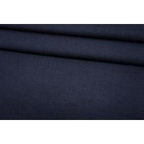 Костюмно-плательная поливискоза темно-синяя BT-G20 9109527