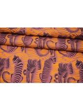 Штапель стилизованные тигры MII-I50 04082119