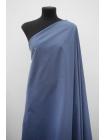 Плательный хлопок-стрейч серо-голубой MII-C70 07082111