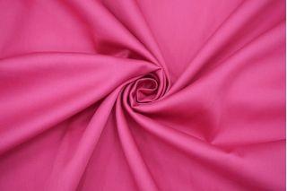 Сатин-стрейч костюмно-плательный розовая фуксия MII-D70 07082139
