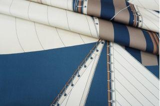 Хлопок костюмно-интерьерный паруса синие MII-C60 07082142