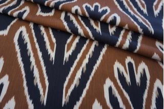 Хлопок костюмно-интерьерный абстрактно-растительный Bodhi Tree MII-C60 07082143