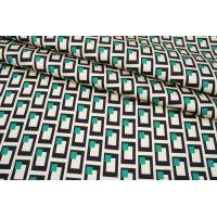Сатин-стрейч костюмно-плательный прямоугольники MII-C40 07082145
