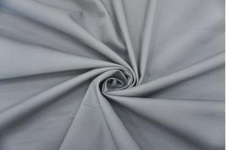 Хлопок-стрейч костюмно-плательный серый MII-C10 07082148