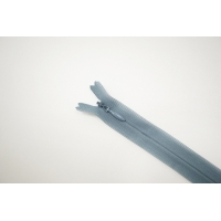 Молния потайная серо-синяя 36 см YKK E16 16092103