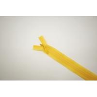 Молния потайная ярко-желтая 40 см YKK E18 16092120