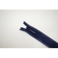 Молния темно-синяя потайная 10 см YKK E18 16092141