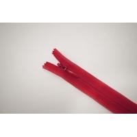 Молния потайная красная 11 см YKK E18 16092149