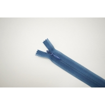 Молния потайная светло-синий 27 см YKK E18 16092151