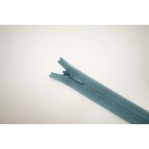 Молния потайная голубовато-серая 27 см YKK E18 16092152