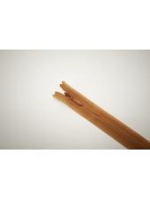Молния потайная светло-коричневая 22 см YKK E19 16092162