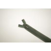 Молния потайная зеленая 12 см YKK E19 16092163