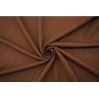 Костюмно-плательная шерсть коричневая Max Mara SVM.H-EE60 18082101