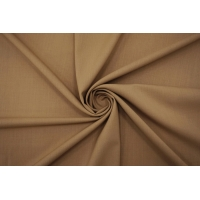 Костюмно-плательная шерсть темно-бежевая Max Mara SVM.H-EE70 18082103