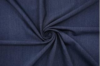 Костюмная шерсть джинсово-синяя Max Mara SVM-EE60 18082104