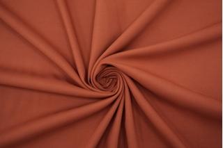 Костюмная вискоза с шерстью кирпичная Max Mara SVM.H-EE60 18082115