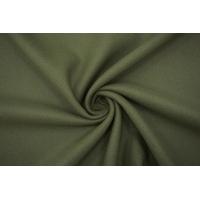 Пальтовая шерсть дабл зеленая Max Mara SVM-U20 18082119