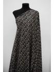Твил шелковый девушки на черном фоне Max Mara SVM-M50 18082122