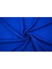 Твил шелковый вареный синий электрик Max Mara SVM-M40- 18082123