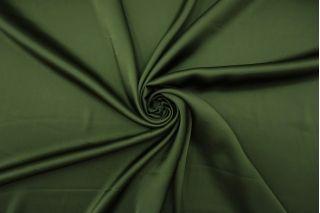 Атлас вискозный зеленый Forte Forte TRC 12072114