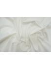 Хлопок костюмно-плательный молочно-белый BRS-C20 12072116