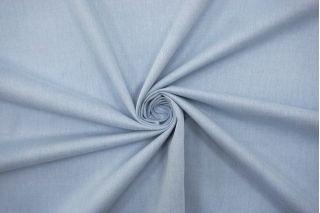 Хлопок костюмный голубой TRC 12072125