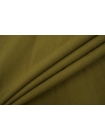 Хлопок костюмный диагональный зеленый хаки TRC-B10 12072144