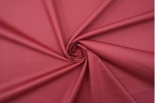 Сатин хлопковый рубашечно-плательный ягодный BRS-D30 12072152