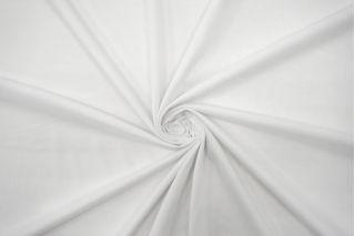 Тонкий трикотаж белый мерсеризованный Moschino TRC 12072163