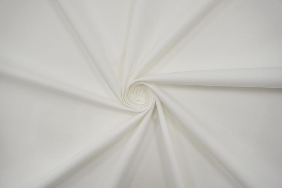 Плательный хлопок белый TRC-A20 12072174