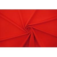 Джерси вискозный ярко-красный TRC 12072175