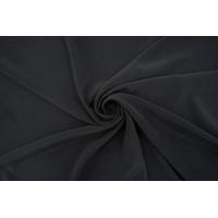 Блузочно-плательный вареный шелк графит FRM 12072176