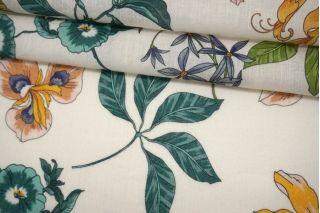 Марлевка с цветами FRM-A40 12072177