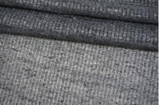 Трикотаж льняной серый меланж Thom Browne TRC-O60 19072113