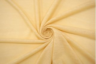 Трикотаж льняной светлый рыжевато-желтый Forte Forte TRC.H-040 19072132