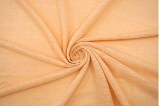 Трикотаж льняной персиково-оранжевый Forte Forte TRC-O40 19072136