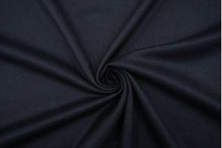 Костюмная шерстяная фланель темно-синяя BRS.H-DD50 26072138