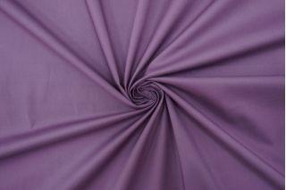 Поплин припыленно-фиолетовый мерсеризованный FRM-B40 02062113