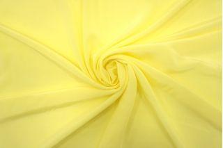 Крепдешин тонкий лимонный FRM-N60 02062120